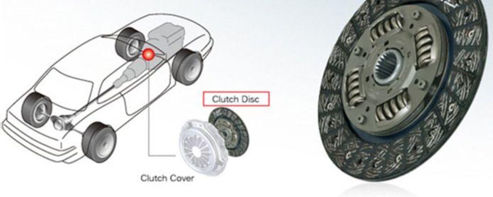 Clutch Disc (Unity Disc)